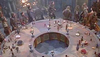 La tavola rotonda luciano caveri - I cavalieri della tavola rotonda film ...